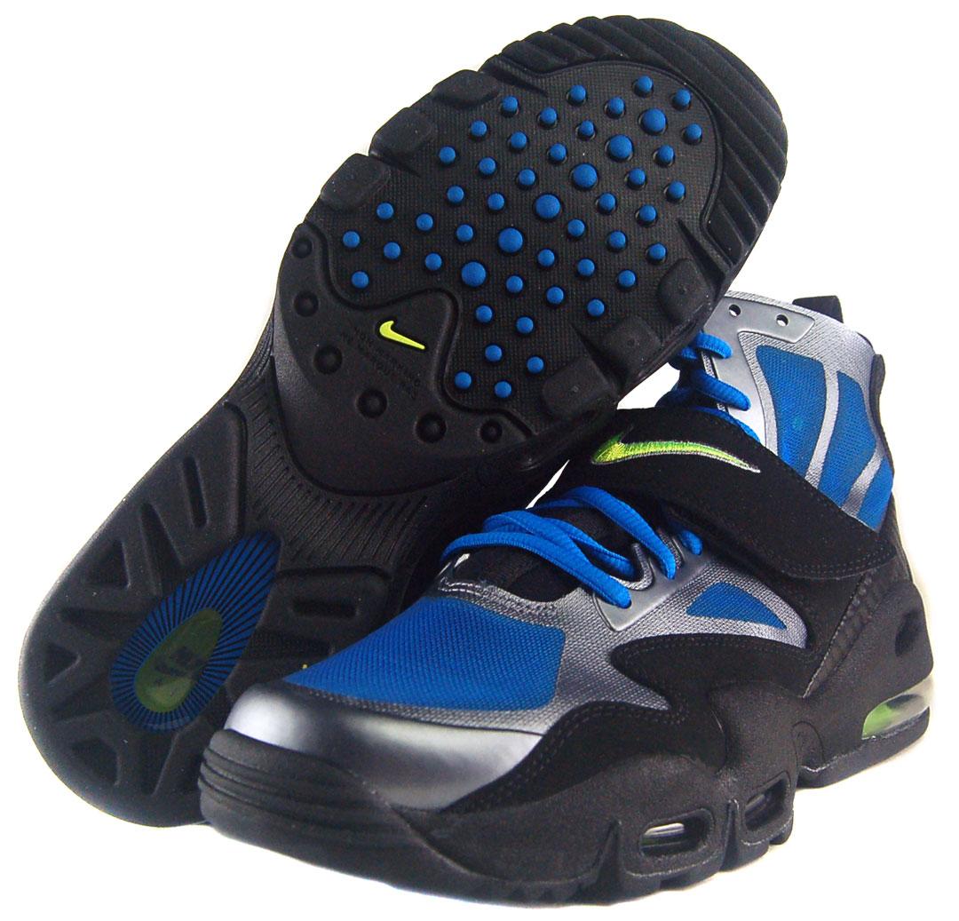 Nike Air Max Express (GS) Sz 7 Youth Baseball Shoes Black ...
