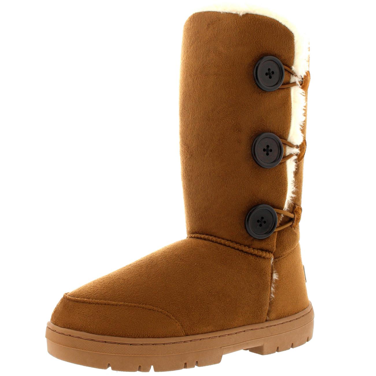 New Propet Madison Tall Zip Women Black Winter Boot Boots