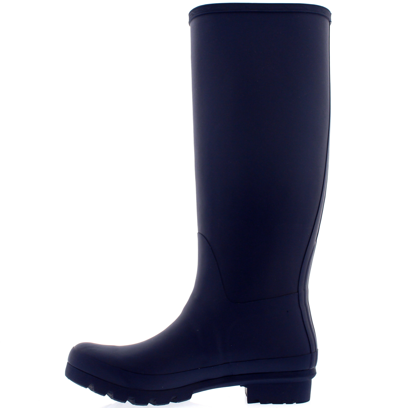 womens 100 rubber waterproof knee high welly snow