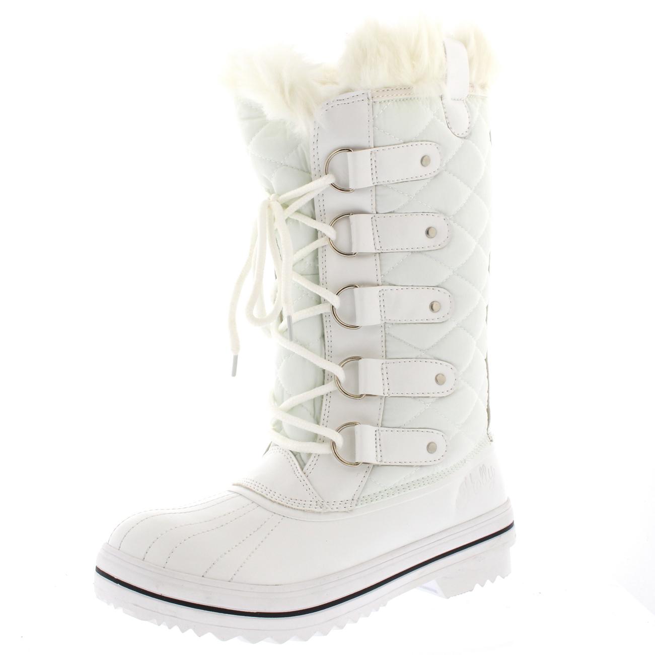 Perfect Pajar Grip Tall Women39s Snow Boots Waterproof Outdoor Winter  EBay