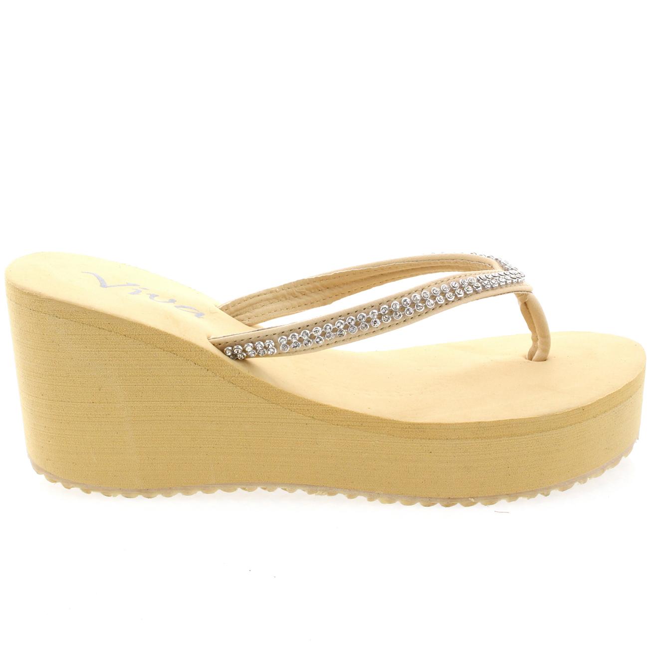 Find great deals on eBay for flip flops heels. Shop with confidence.