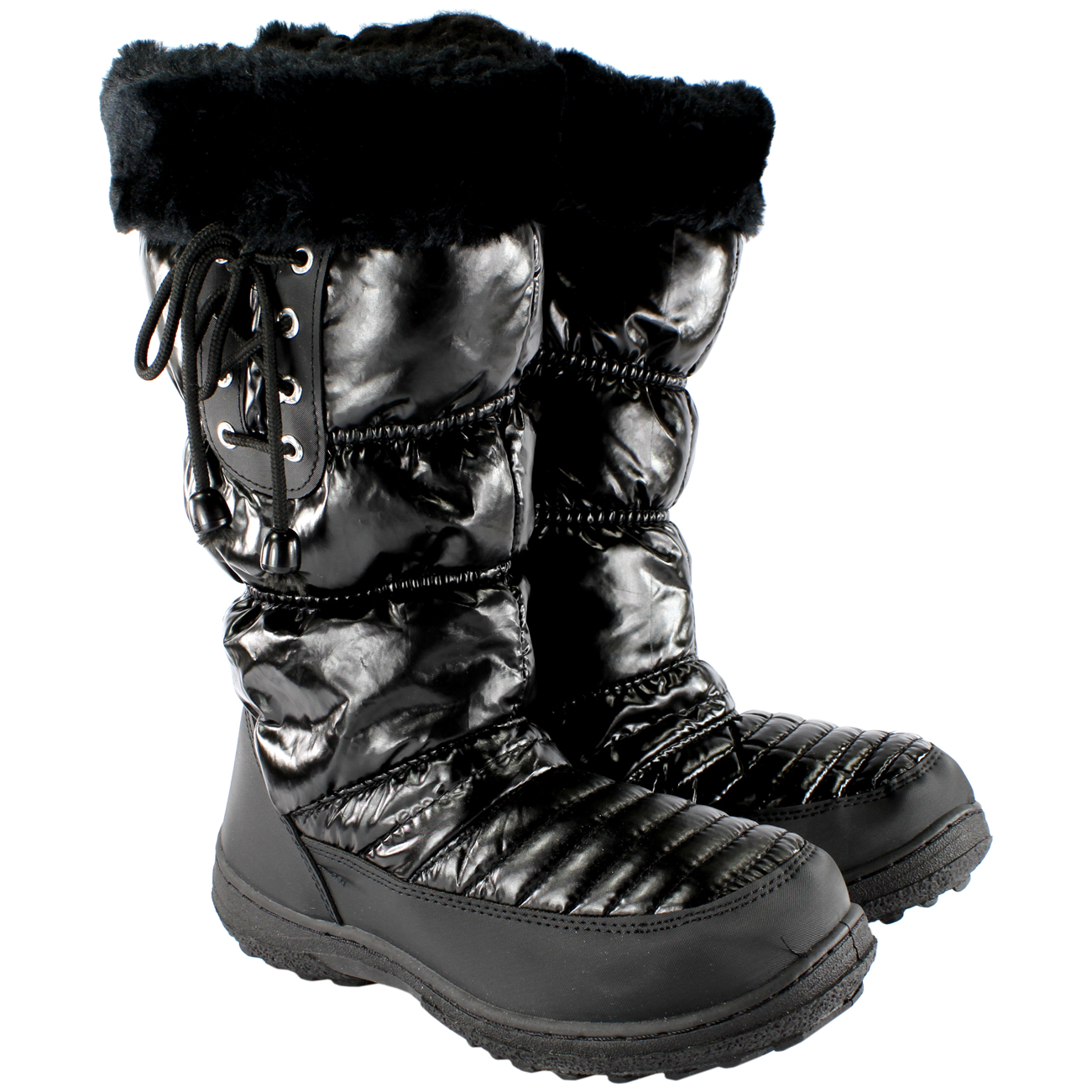 Mid Calf Waterproof Snow Boot