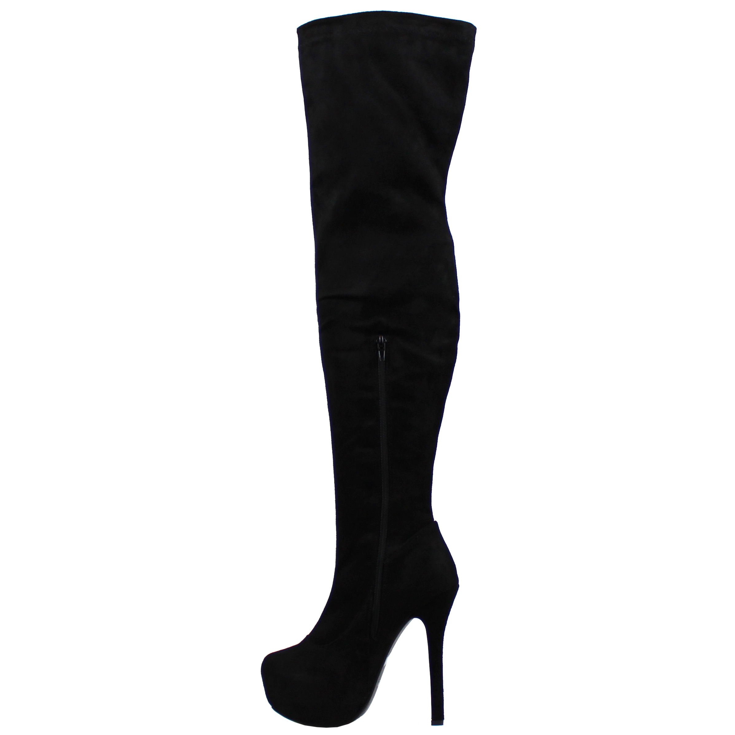 Ladies Over The Knee Boots () Make a show stopping entrance with Dune London's new range of ladies over the knee boots. Wear with jeans for effortless style or pair with a skirt for the ultimate night out look.