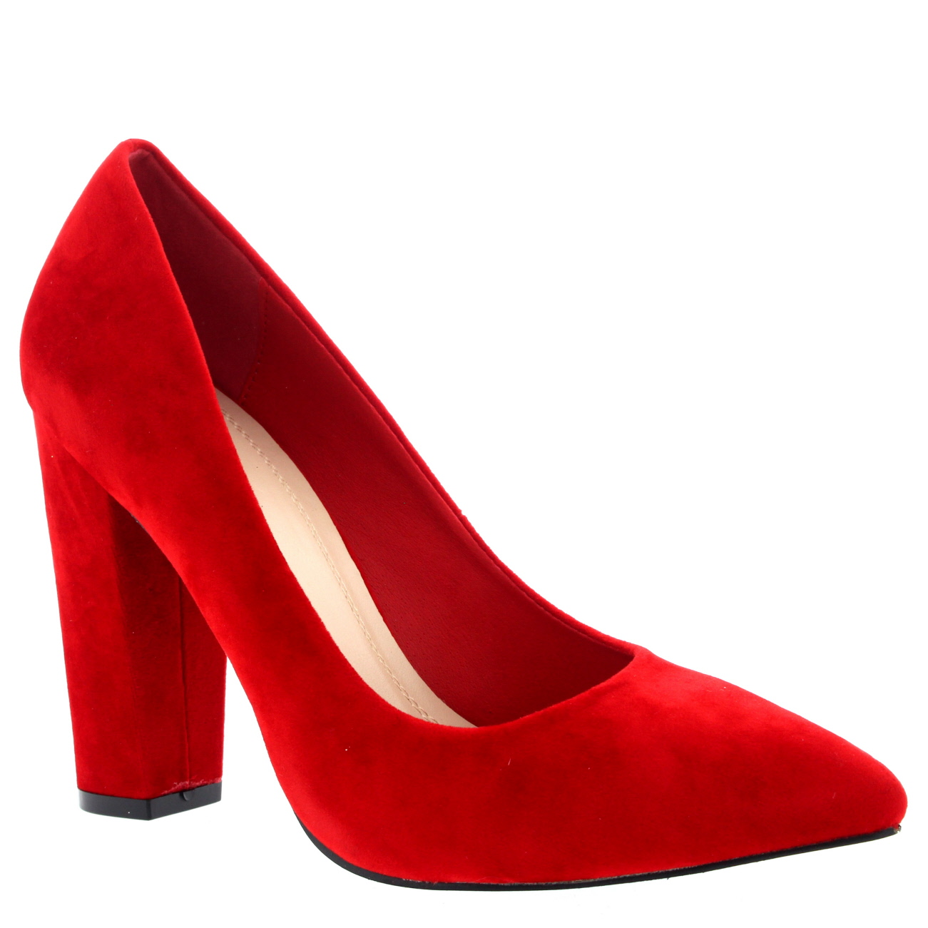 Block Heel Shoes Images