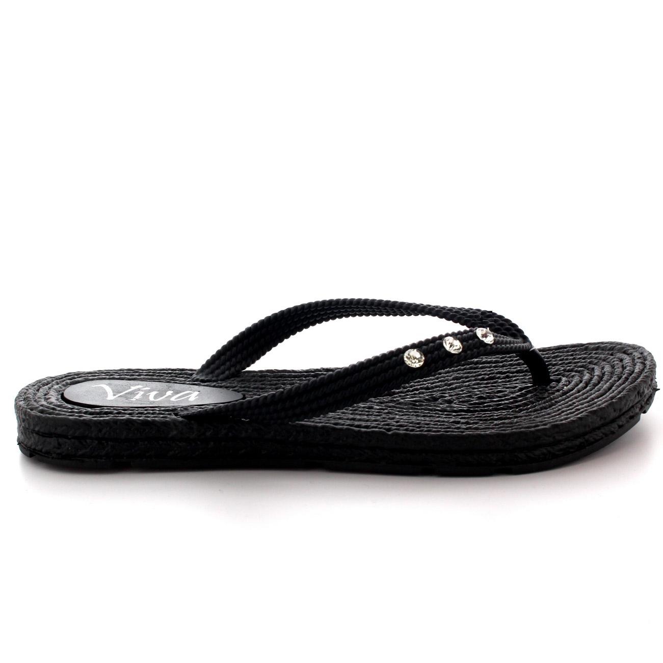 Womens sandals uk - Womens Sandals Beach Toe Post Summer Wedge Heel
