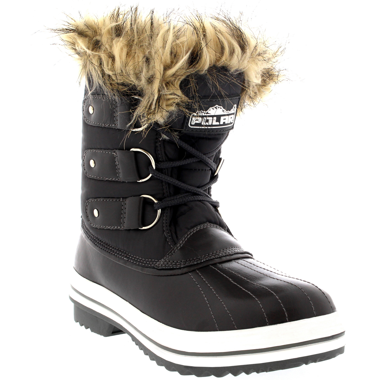 Women's Rubber Snow Boots | Homewood Mountain Ski Resort