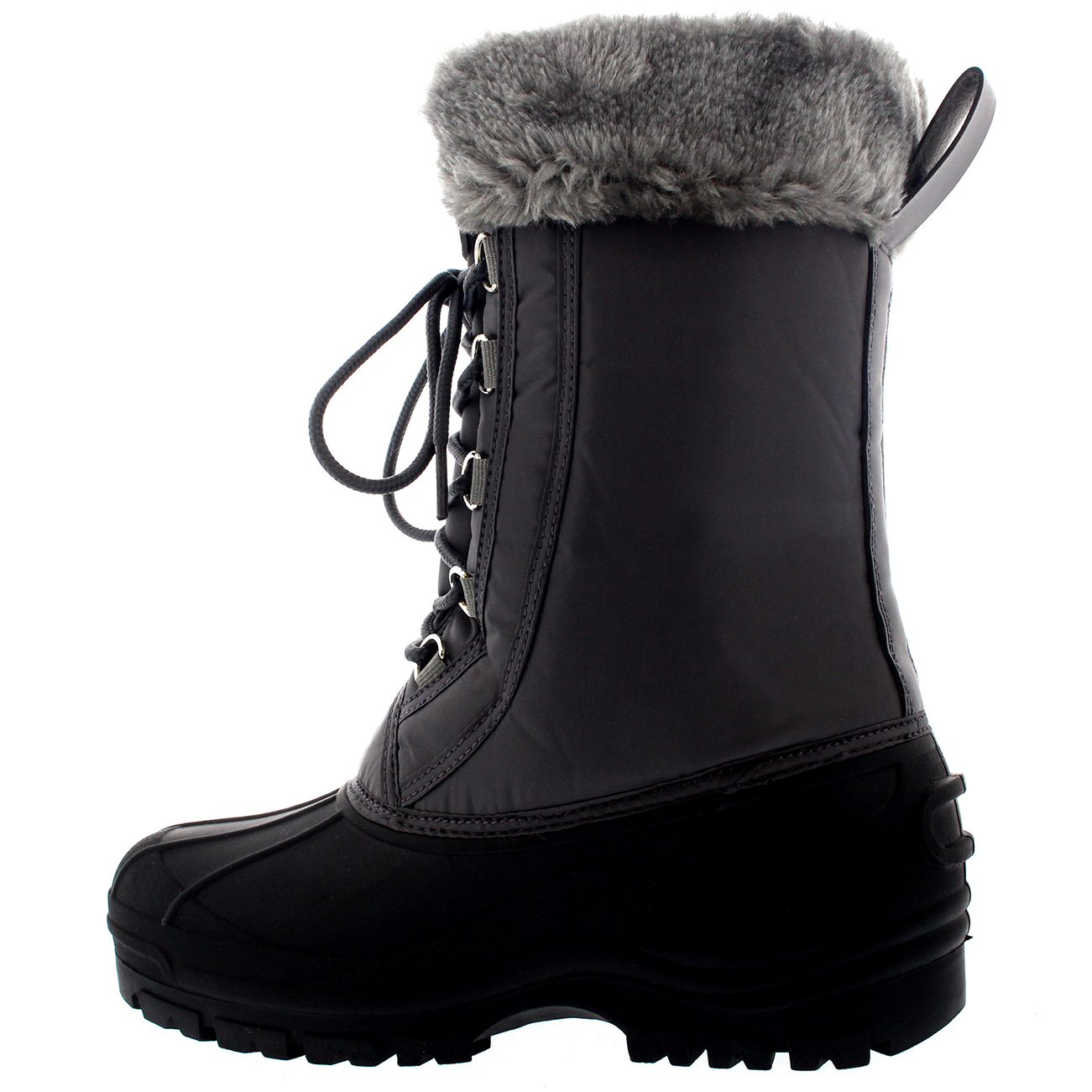 Snow Boots. Heading for the mountains? If there's snow on the ground, you're going to need a pair of these! Available in both ankle and to-the-knee styles, these warm snow boots for men, women and kids promise comfort and warmth.