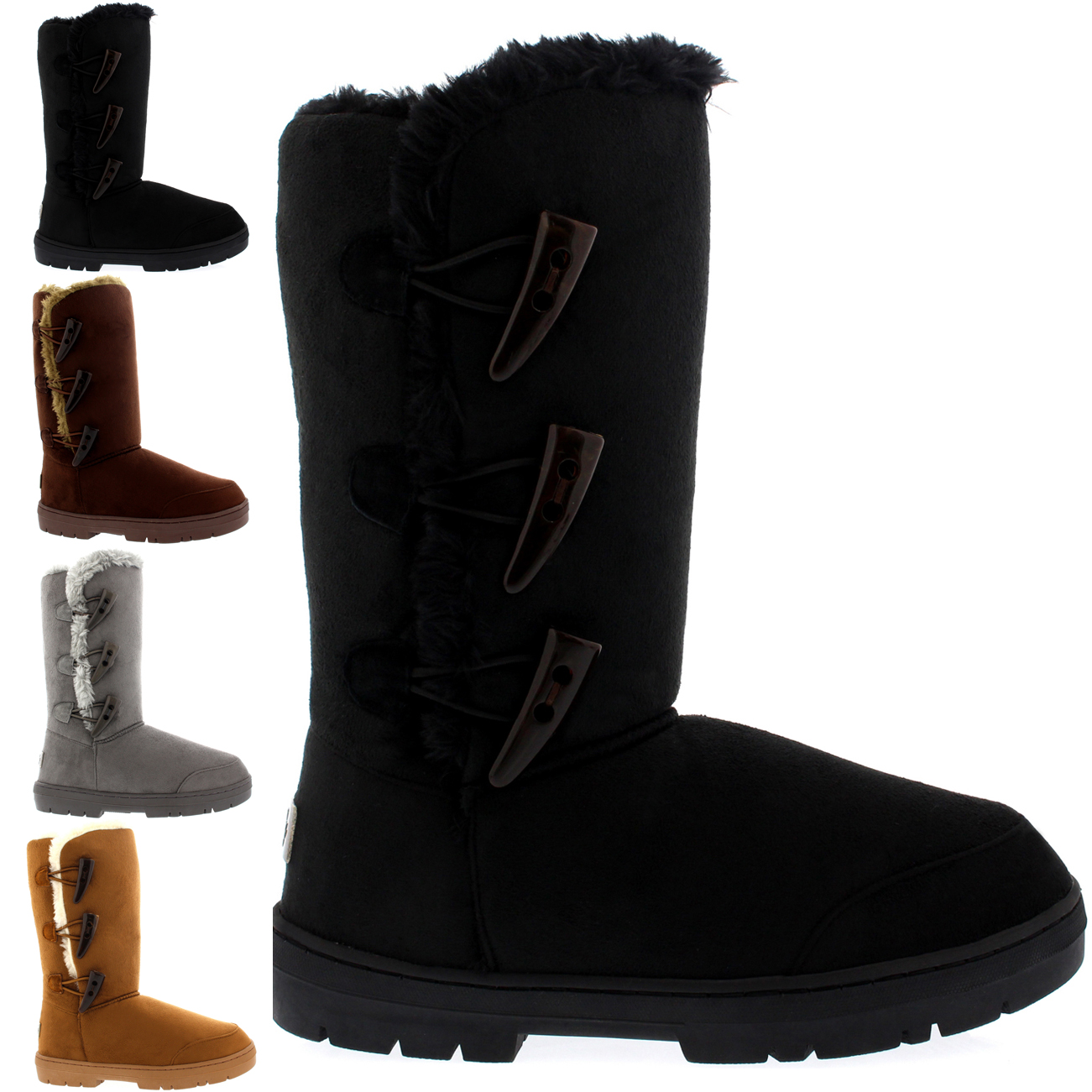 Triplet Toggle Short Classic Boots