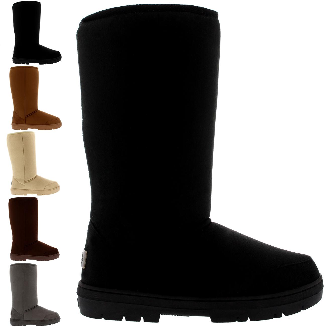 Original Tall Classic Fur Boots