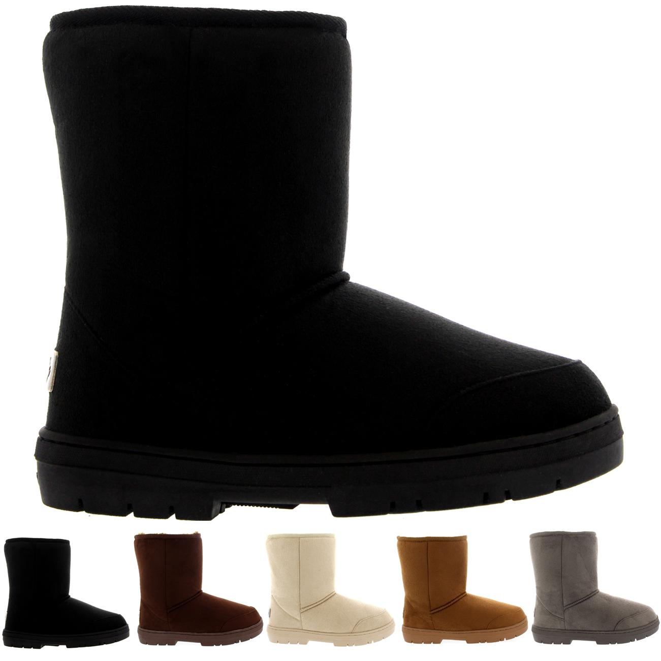 Original Short Classic Fur Boots