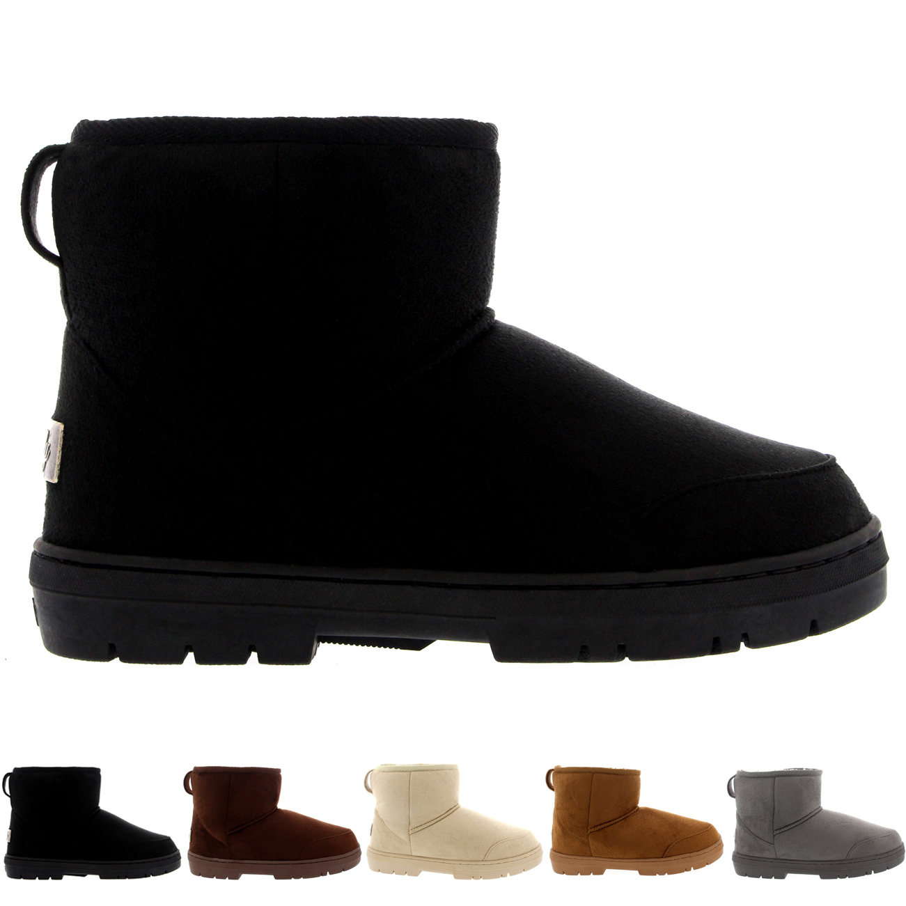 Original Mini Classic Fur Boots