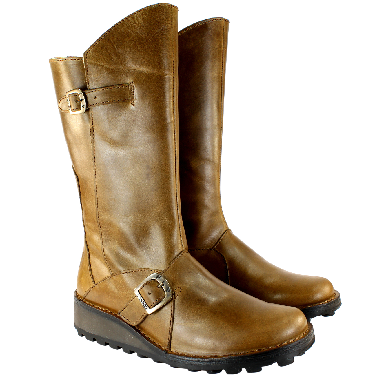Fly London Mes Warm Leather Boots