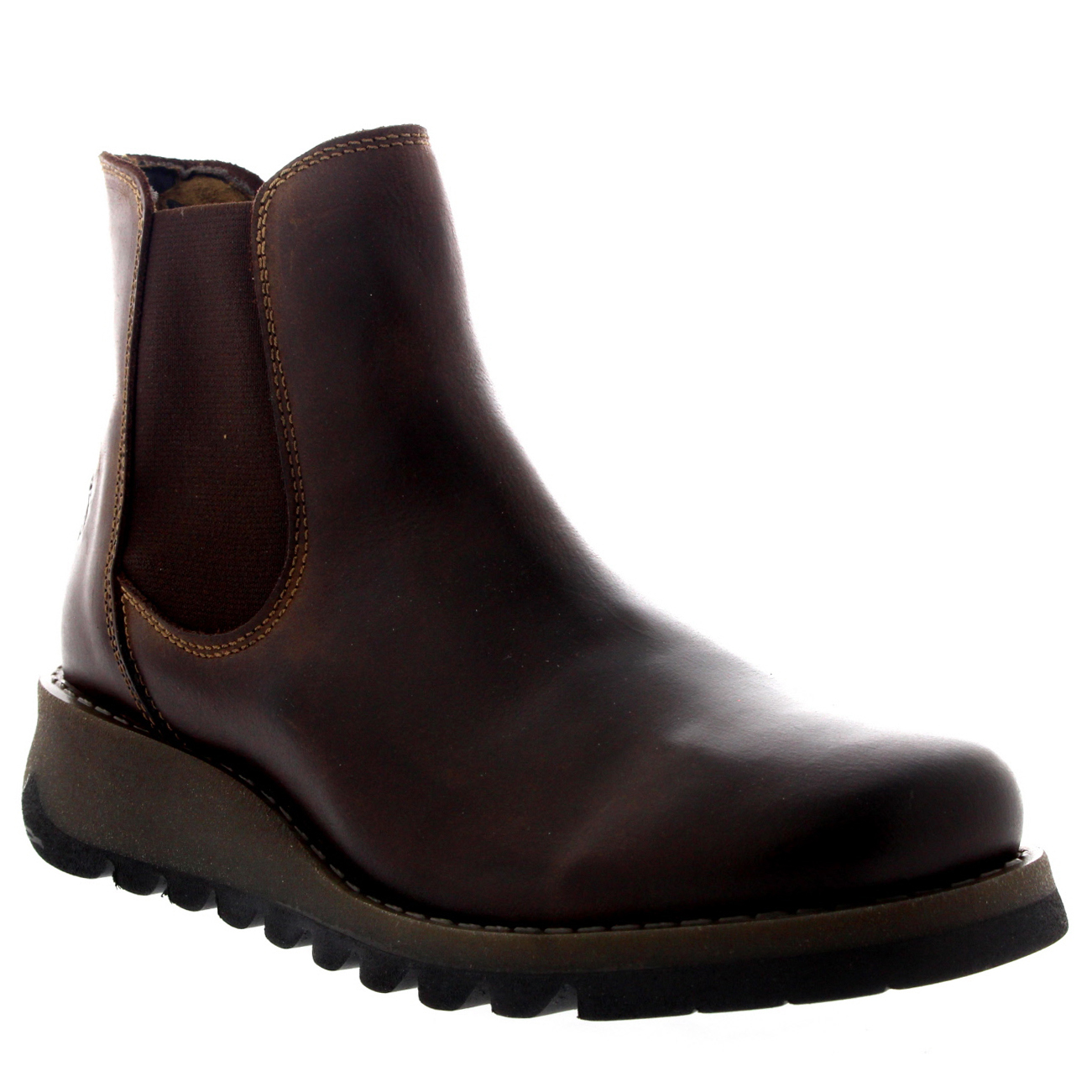 Beautiful  Chelsea Boots Brown Women Leather Chelsea Boots Belgravia Women
