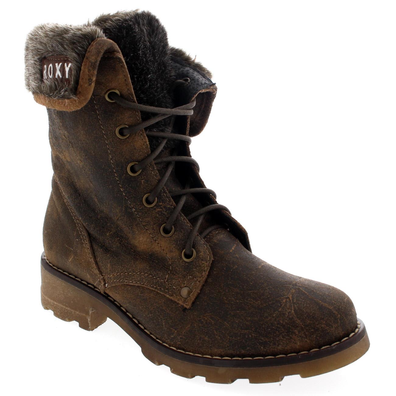Roxy Jenny Faux Fur Boots