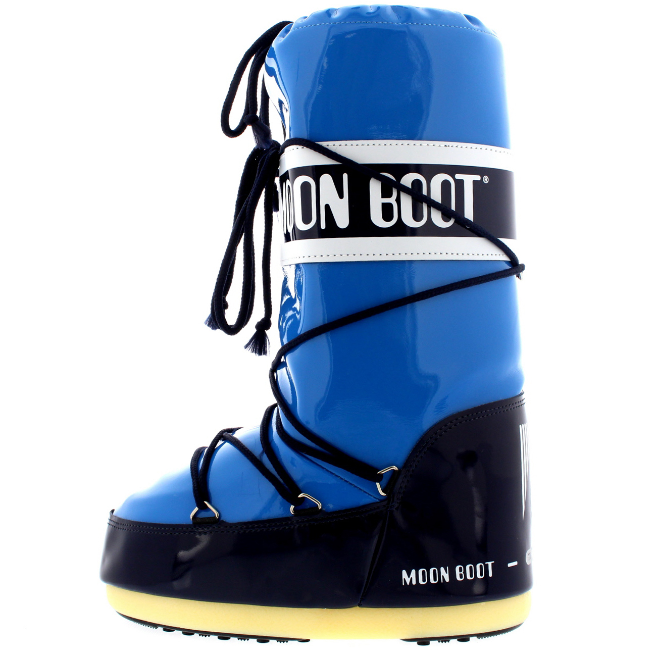 Womens Tecnica Moon Boot Nylon Waterproof Winter Rain Snow