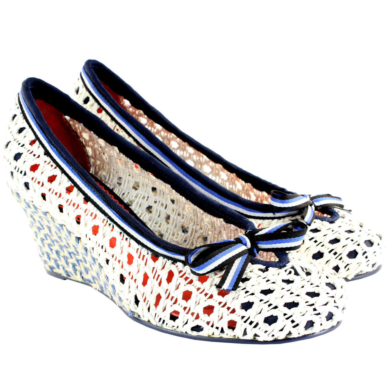 Poetic Licence Wonder About Wedge Heel Shoes
