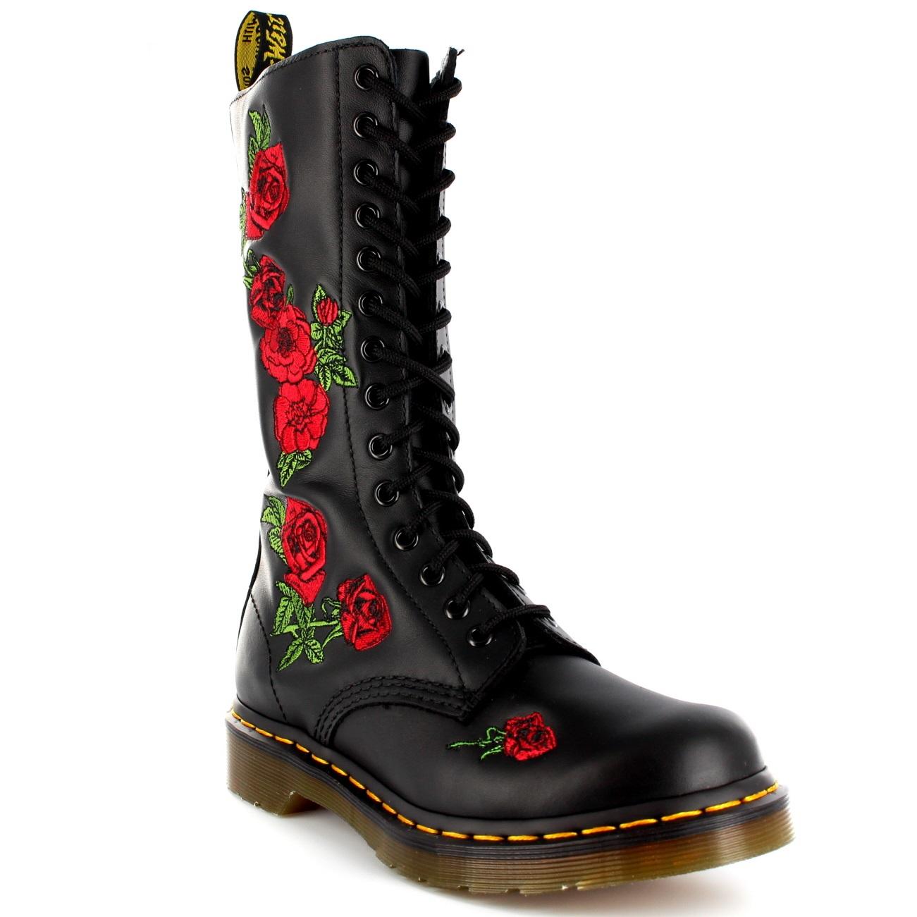 Dr Martens Vonda Mid Calf Boots