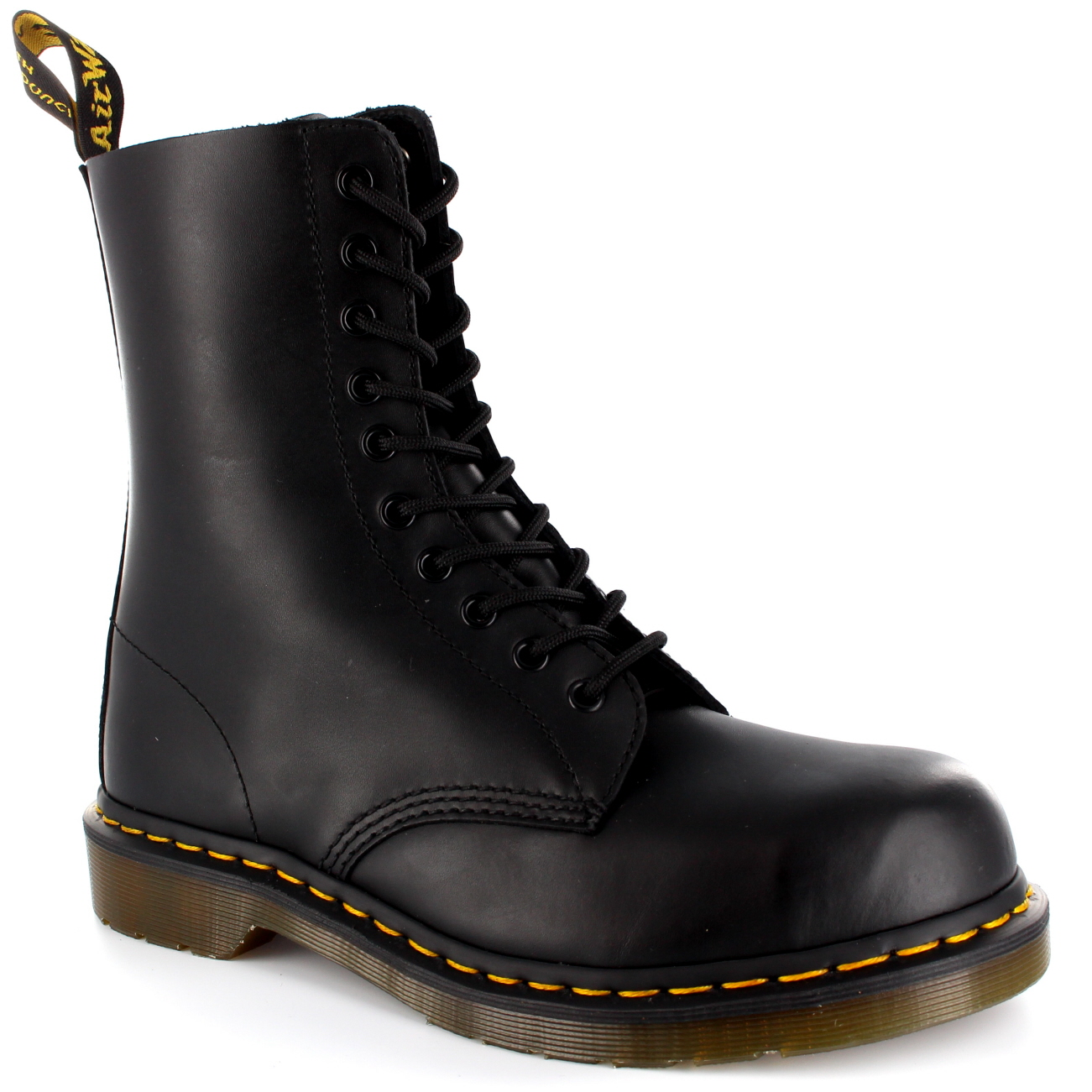 Dr Martens 1919 Fine Haircell 10 Eyelet Boots