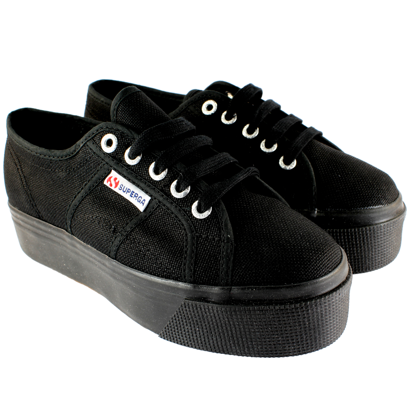 Superga 2790 Flatform Trainers