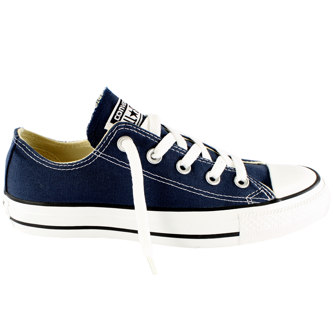 mens converse all star ox low top chuck taylor chucks lace up trainer sizes 7 12 ebay. Black Bedroom Furniture Sets. Home Design Ideas