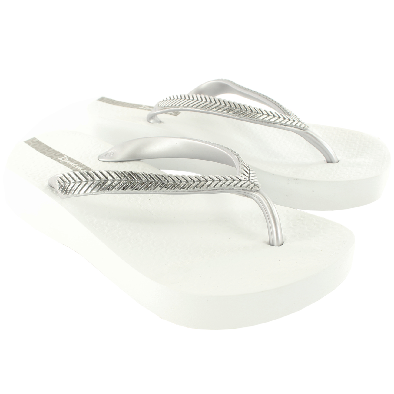 Ipanema Bella Wedge Heel Flip Flops