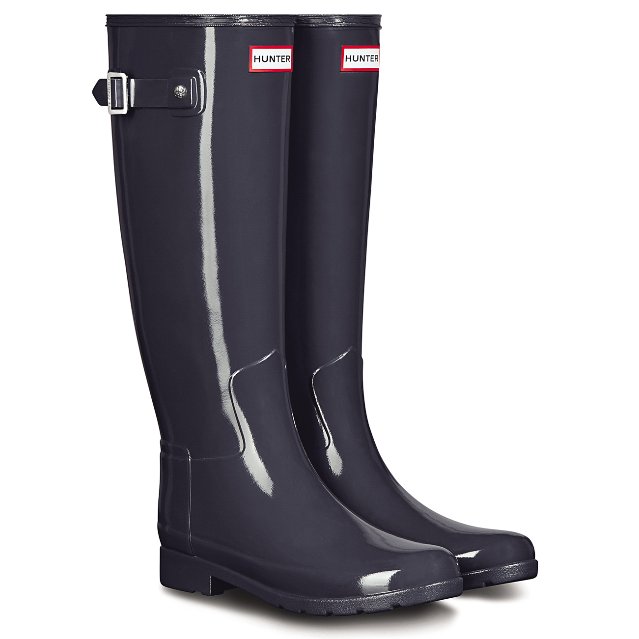 Brilliant Hunter Original Snow Quilt Boot Black - Womenu0026#39;s Wellies U0026 Country Boots - Womenu0026#39;s Footwear - Women