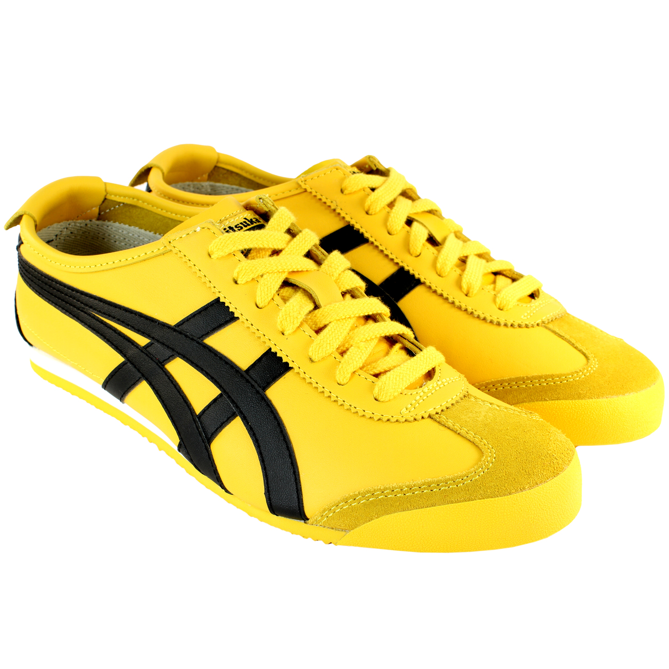 Onitsuka Tiger Mexico 66 Vintage Yellow