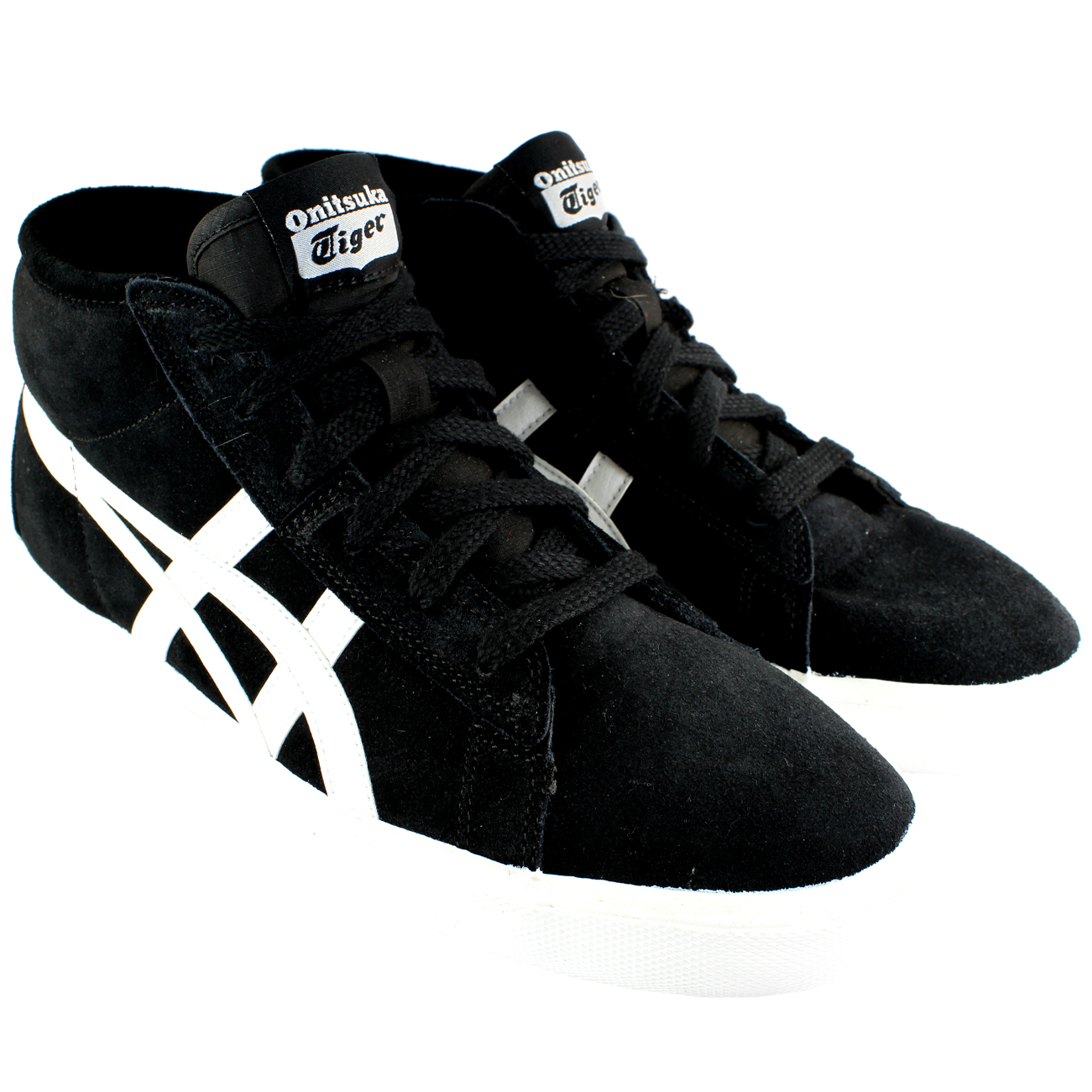 Onitsuka Tiger Fader Mid Top Trainers
