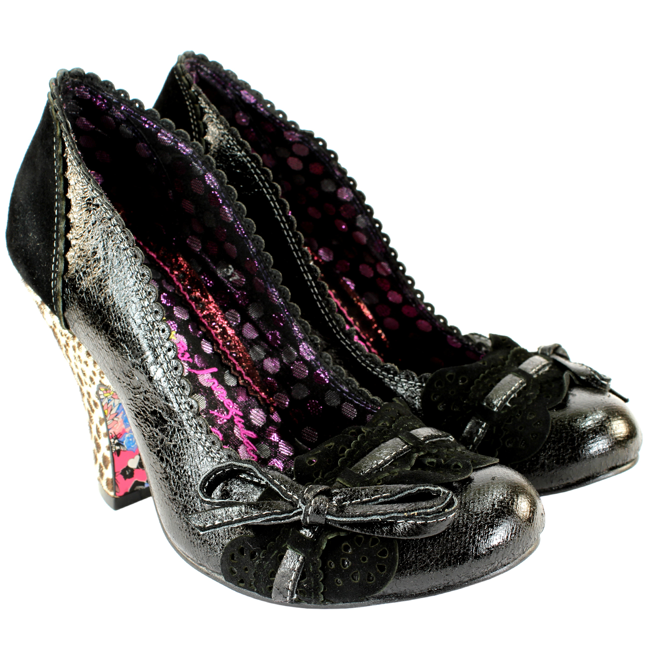 Irregular Choice Make My Day Shoes