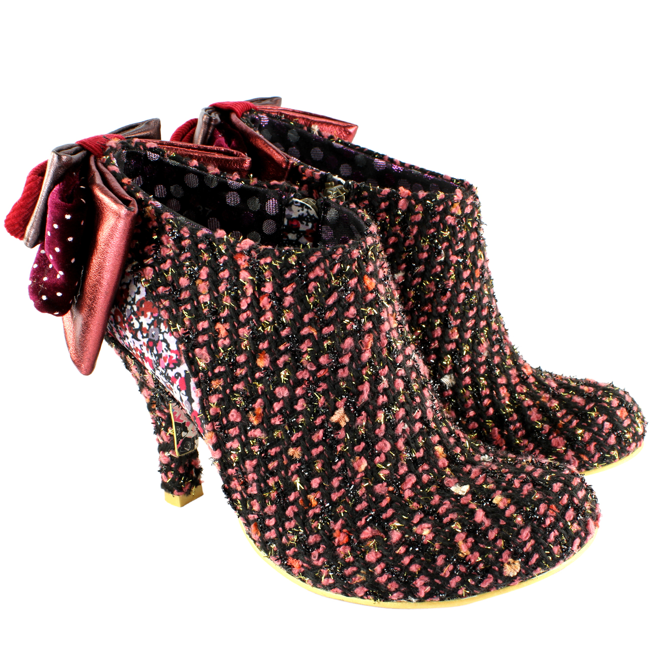 Irregular Choice Baby Beauty Ankle Boots