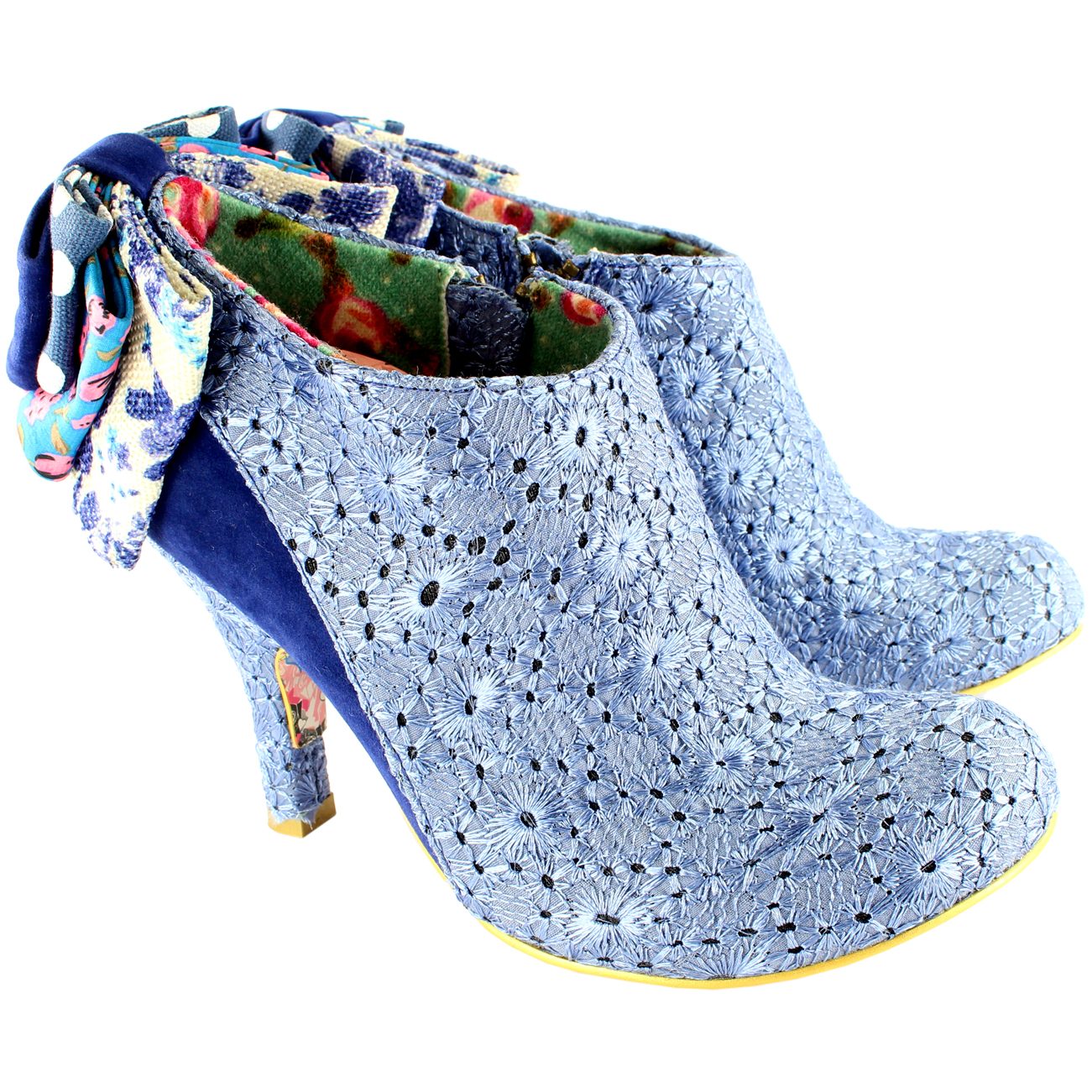 Irregular Choice Baby Beauty Mid Heels