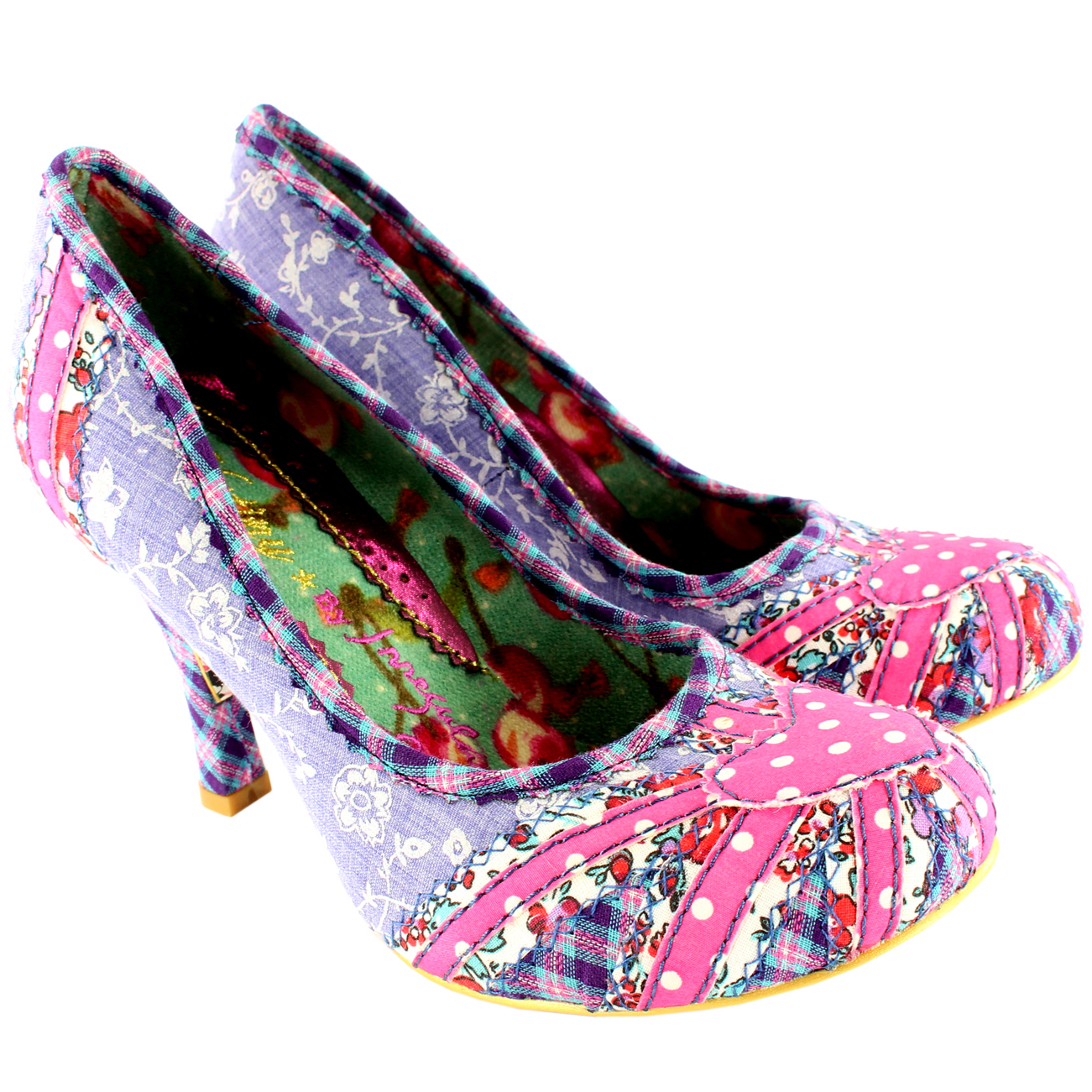 Irregular Choice Patty Court Shoes