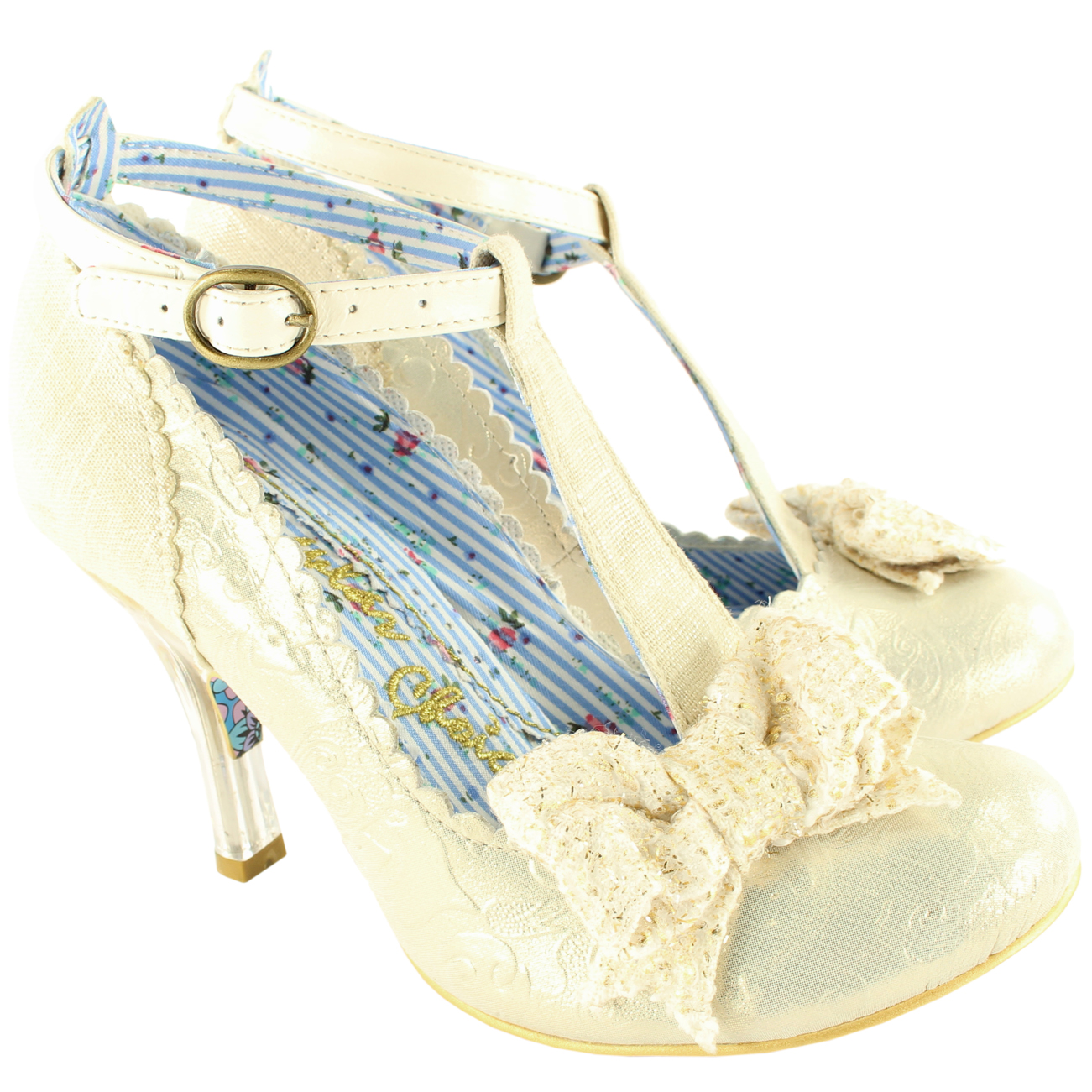 Irregular Choice Floxy Court Shoes