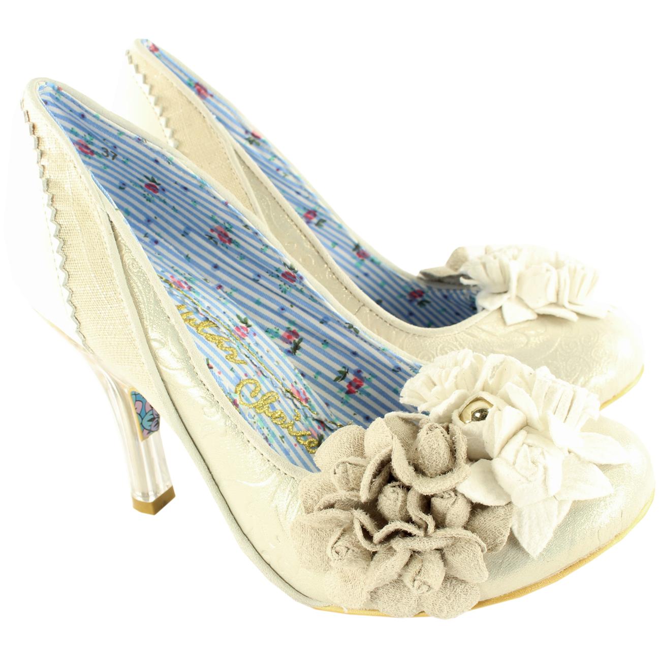 Irregular Choice Mrs Lower High Heels