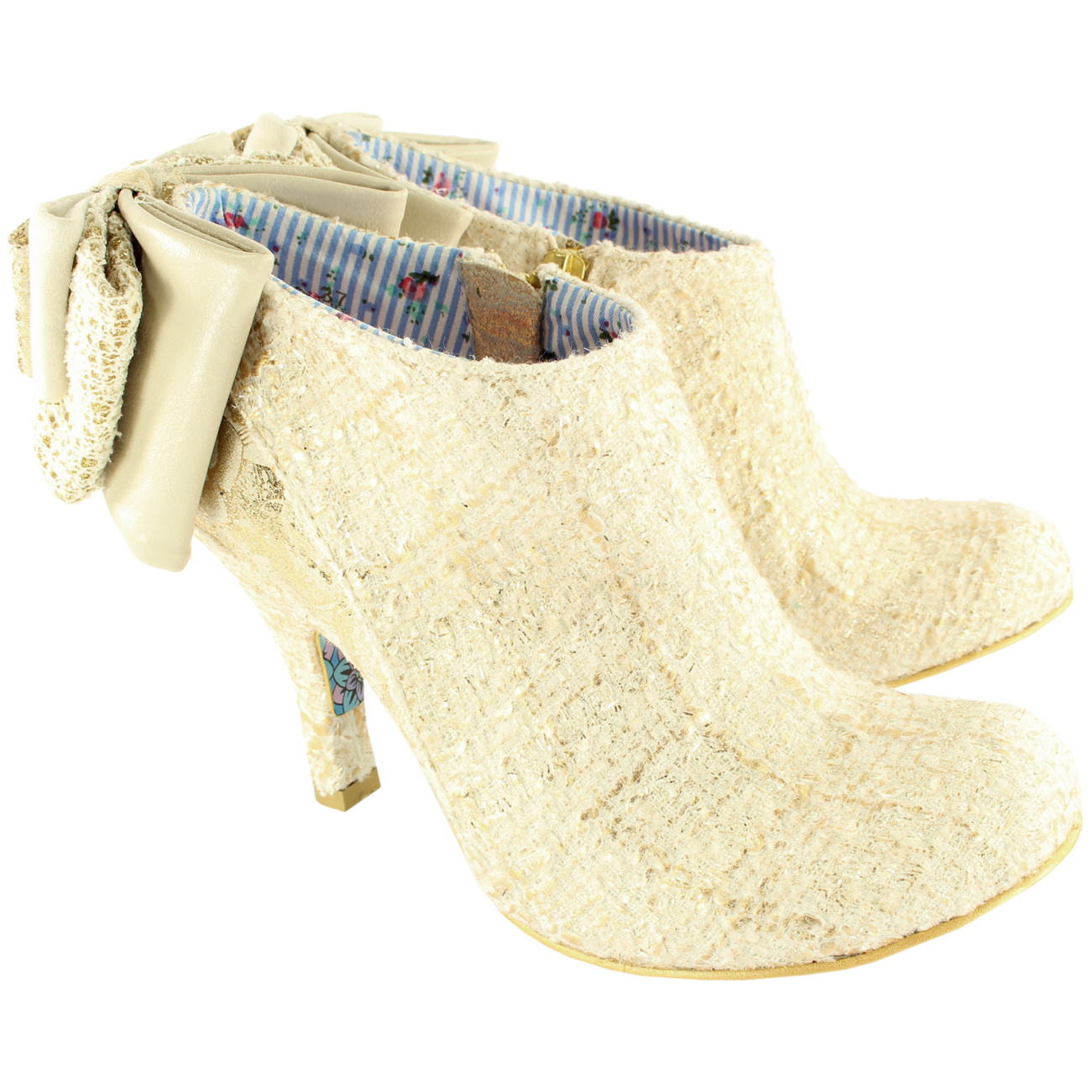 Irregular Choice Baby Beauty High Heels