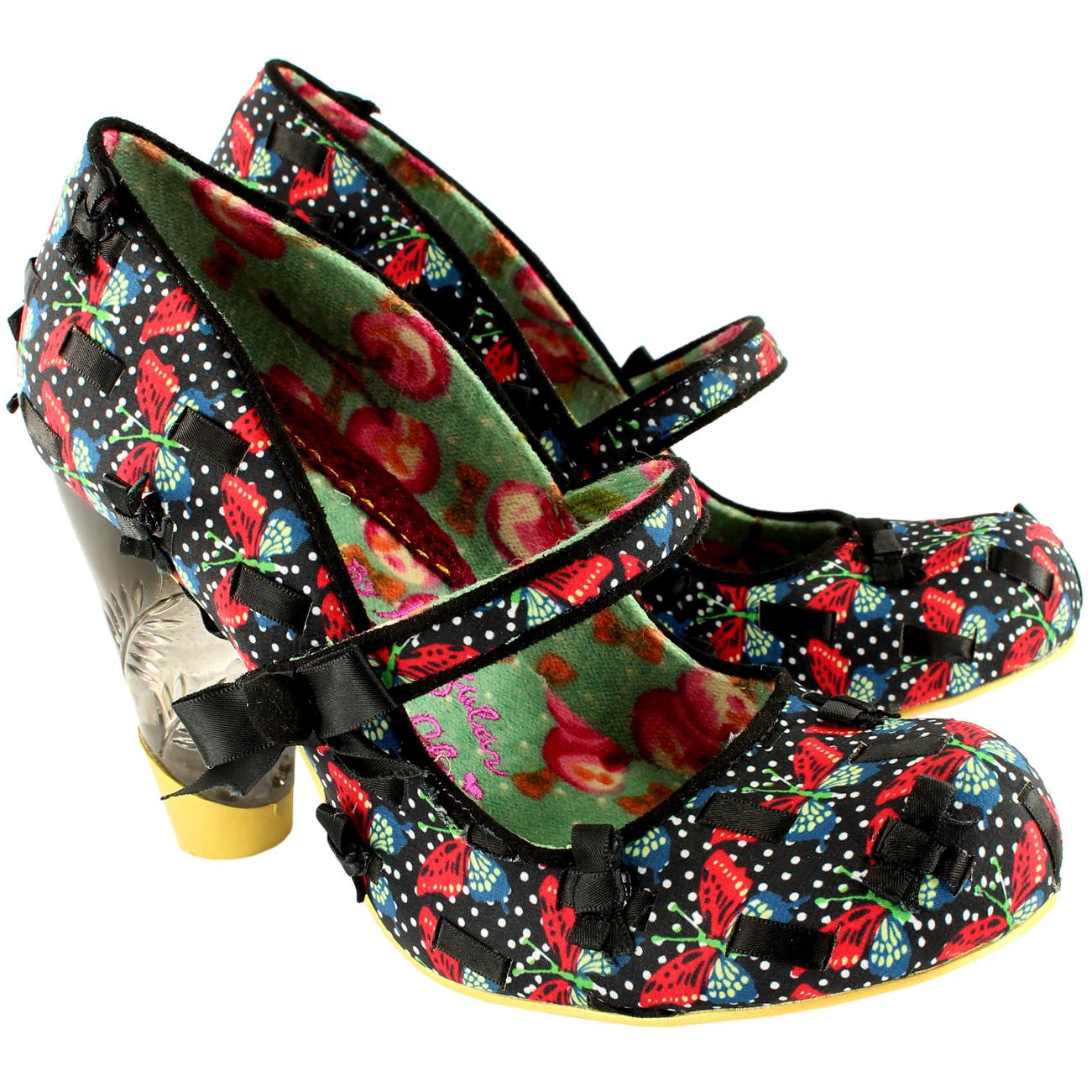 Irregular Choice Secret Pair High Heels