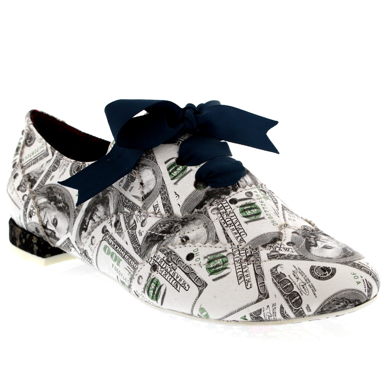 Irregular Choice Gravitional Pull Dollar Print