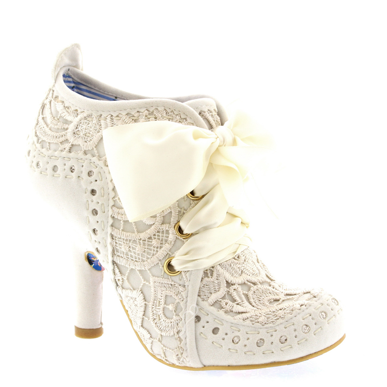 Irregular Choice Abigails Third Party Lace