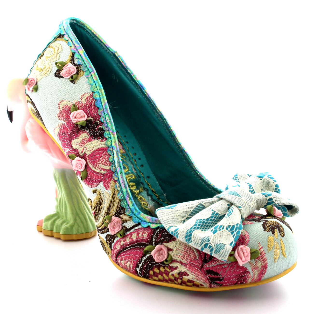 Irregular Choice Blushing Bird