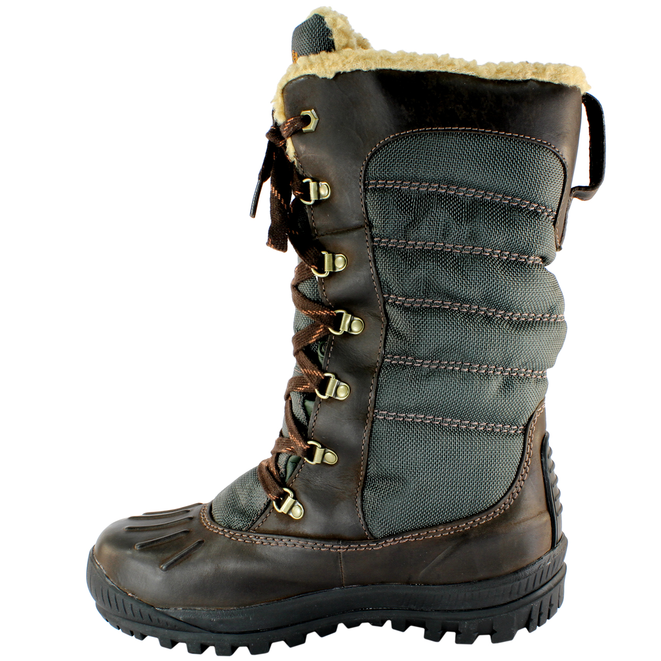 Womens Timberland Mount Holly Tall Earthkeepers Mid Calf Boots