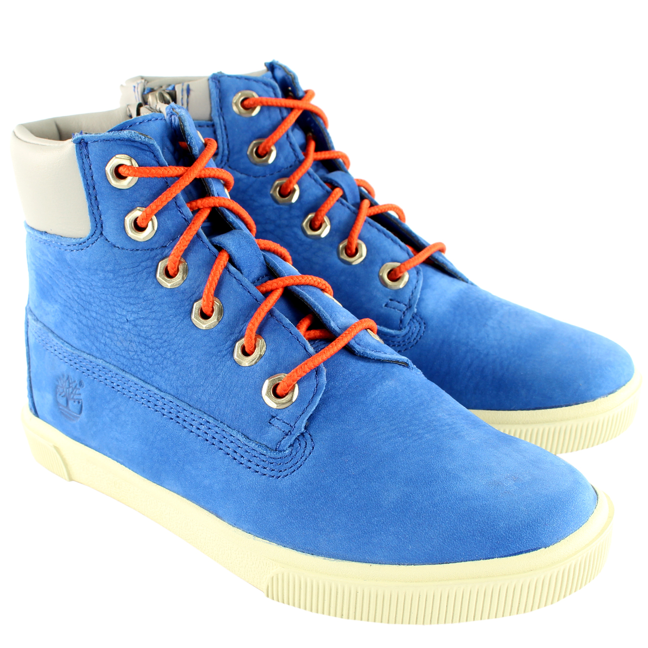 "Timberland Eatherkeepers 2.0 ^"" Lace Up Side Zip"