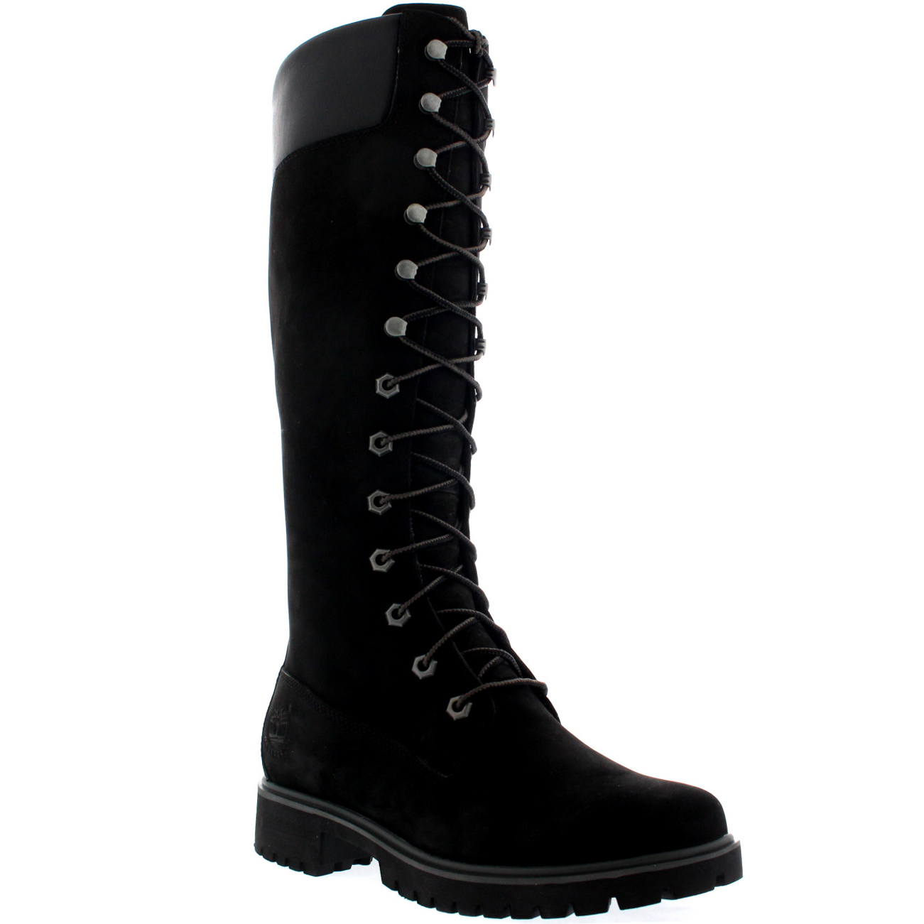 womens timberland premium 14 waterproof earth keeper knee high boots uk 3 9 ebay. Black Bedroom Furniture Sets. Home Design Ideas