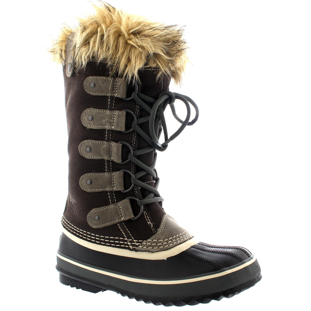 Product Features Waterproof boot featuring secure lace-up shaft with plush faux /10 (1, reviews).