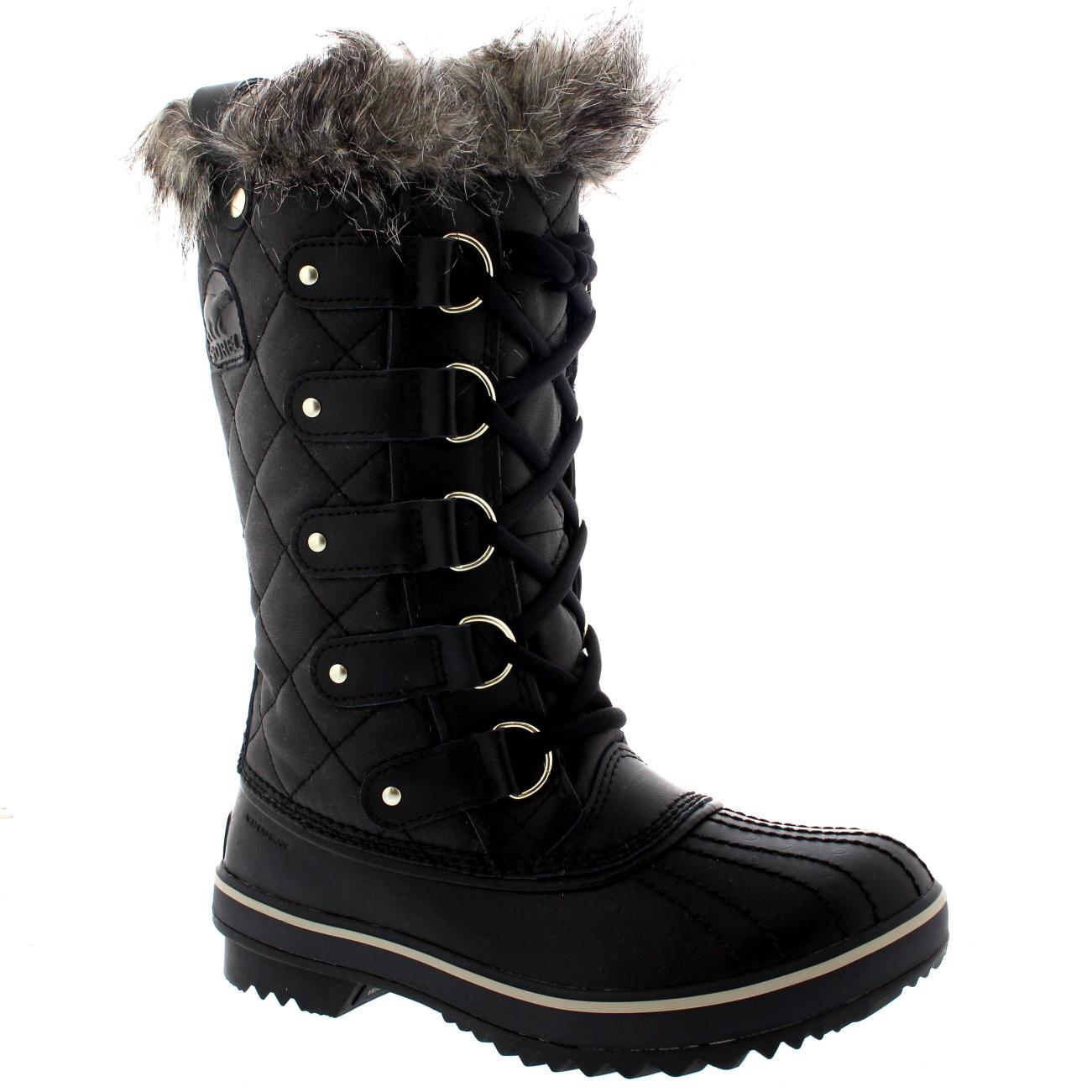 Sorel Tofino Leather