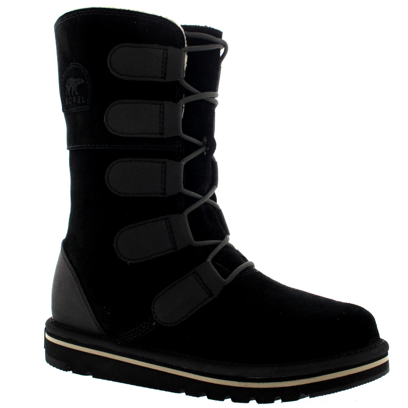 Awesome IcePick&174 Lugs Secure A Comfy, Waterproof Boot Enhanced With 200 Grams Of PrimaLoft&174 Eco Insulation Shop For Womens Sorel Tivoli Duck Boot In Black  Great Product At The Image Link Womens Shoes Uk, Womens Designer Shoes,