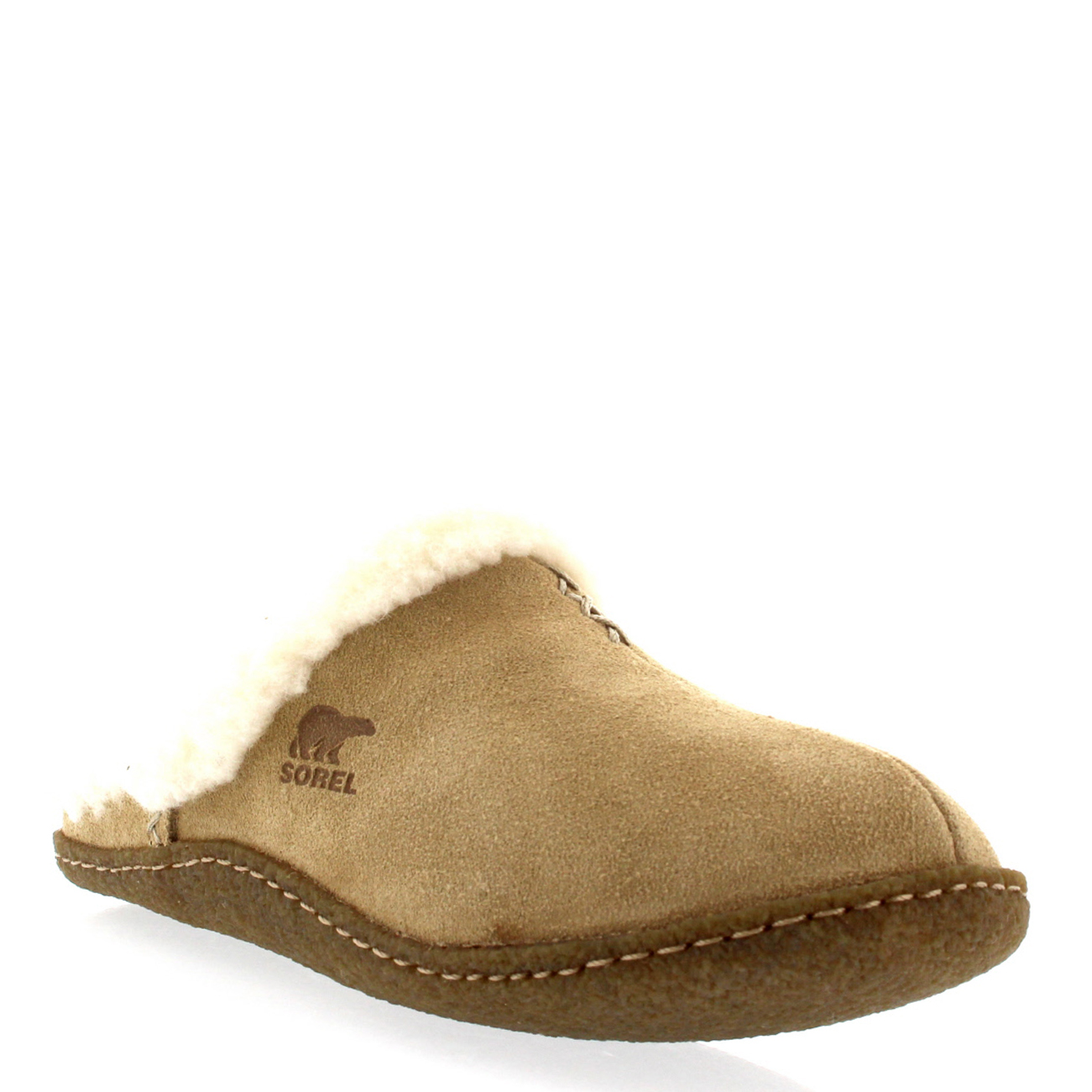 Womens Fur Lined House Shoes