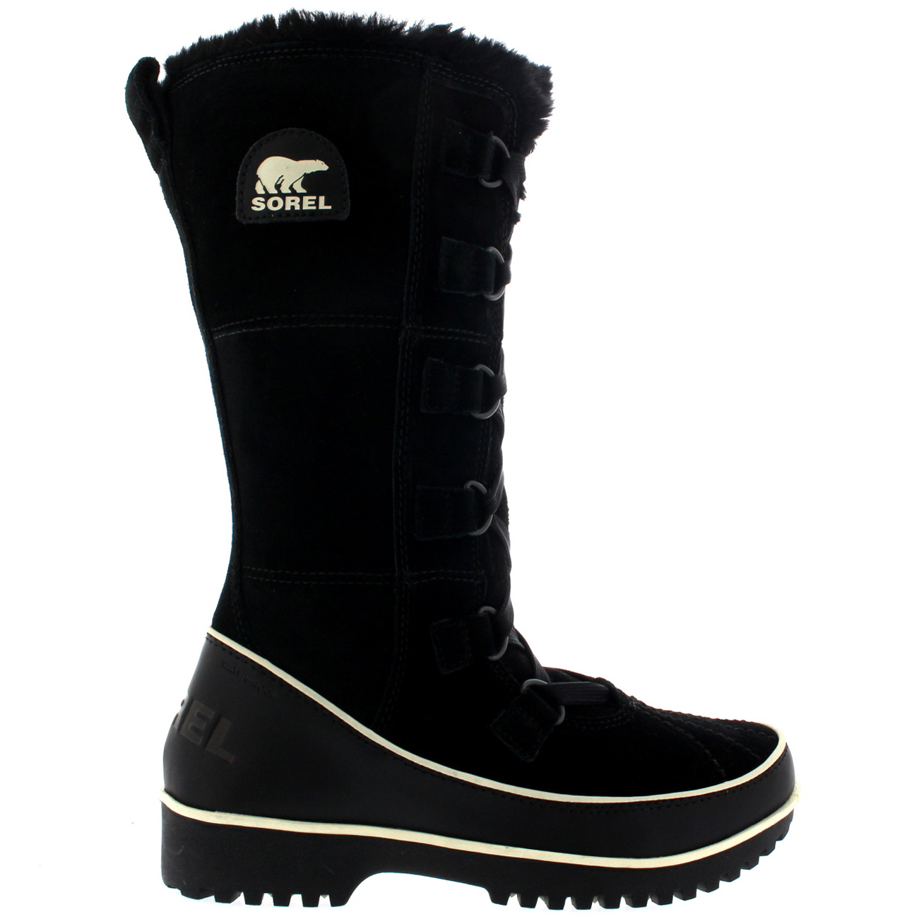 Popular Sorel Tivoli High Women39s Winter Boots UK 90 Black