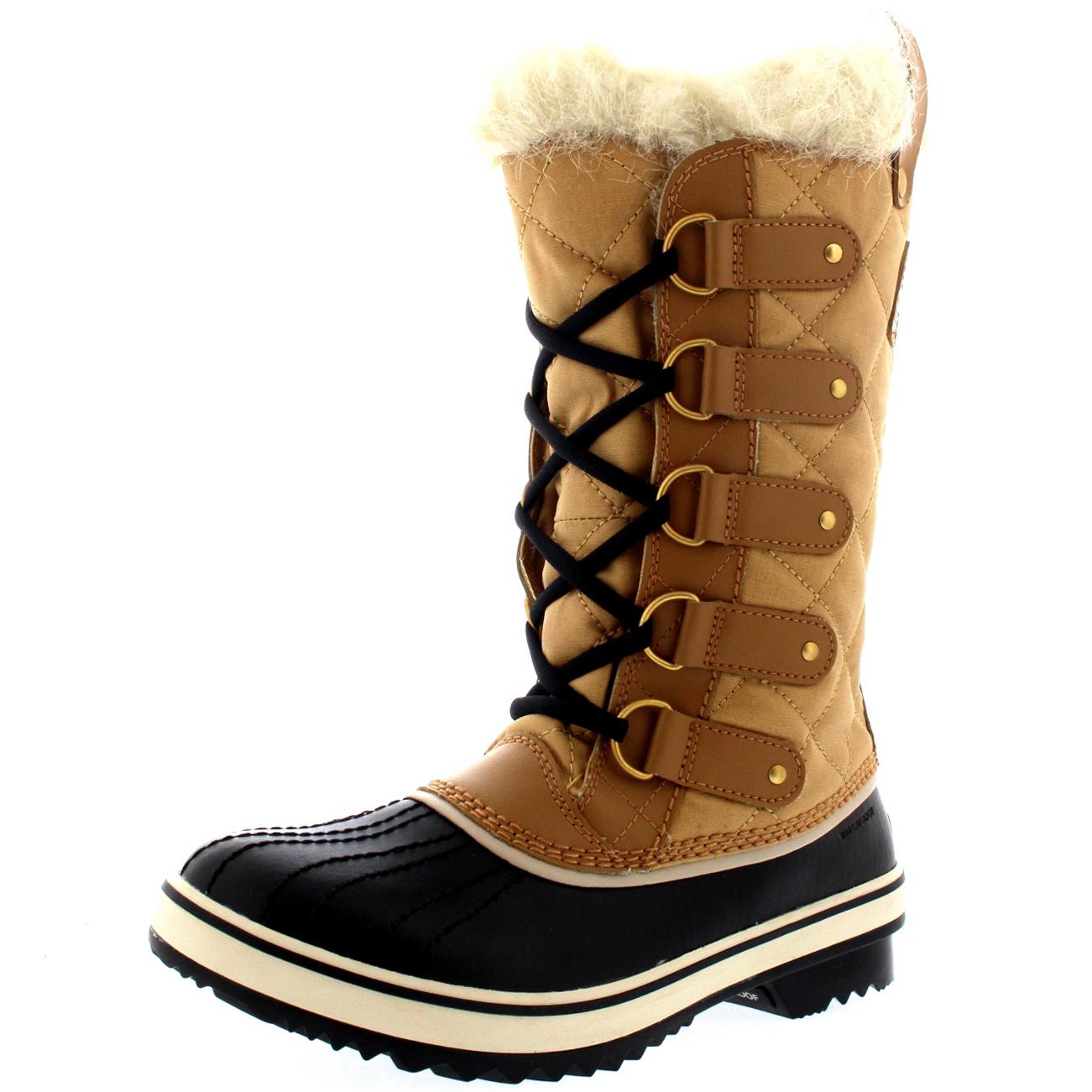 womens sorel tofino cate winter snow mid calf