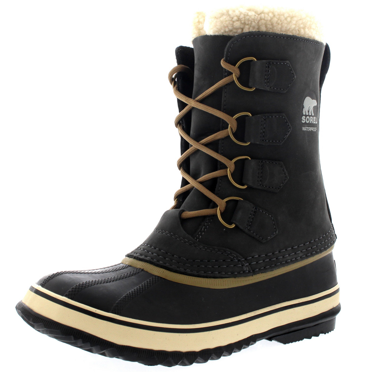 Unique Sorel Chipahko Felt Women39s Winter Boots UK 35 Major