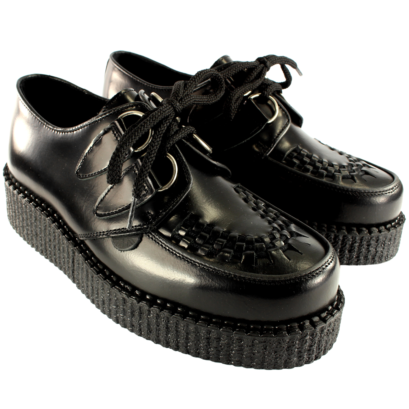 Underground Creepers Leather